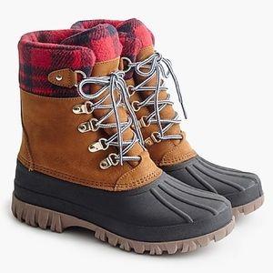 J Crew Perfect Winter Boots
